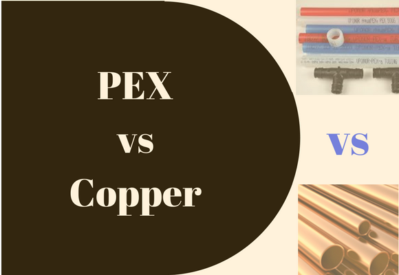 Pex vs copper piping which one you should opt for for Pex pipe vs copper