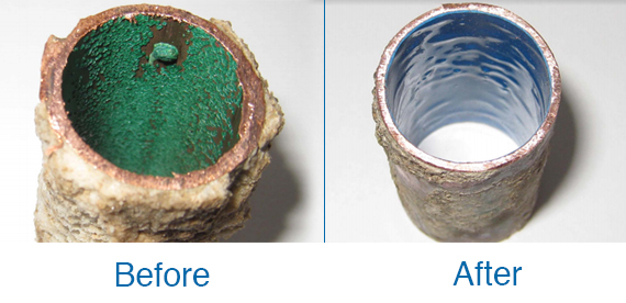 Pipe Restoration with the AirKote® Process